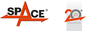 Space Test Logo